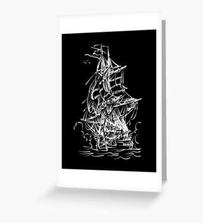 Sailing 1 Greeting Card