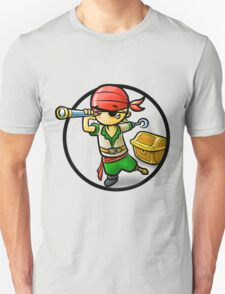 Cute Pirate cartoon T-Shirt