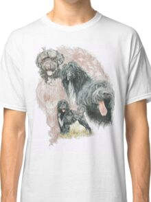 Portuguese Water Dog /Ghost Classic T-Shirt