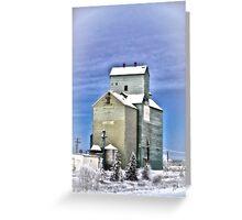 Hythe,Alberta Greeting Card