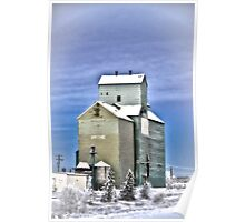 Hythe,Alberta Poster