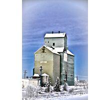 Hythe,Alberta Photographic Print