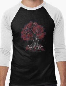 The Cheshire's Tree sumi-e (monochrome) T-Shirt