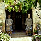 Ancient Guards by Charmiene Maxwell-Batten
