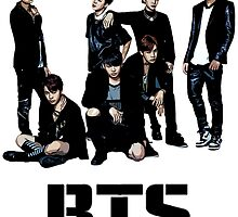 BTS Bangtan Boys by kpoplace