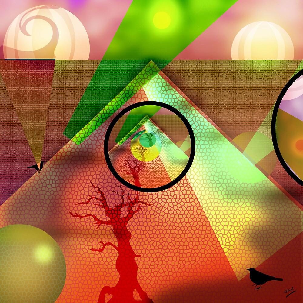 Bubble Walks by Grant Wilson
