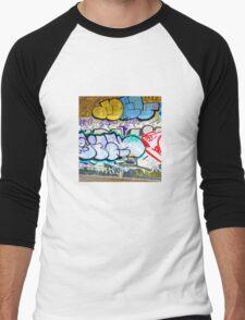 Brooklyn Graffiti 11 Men's Baseball ¾ T-Shirt