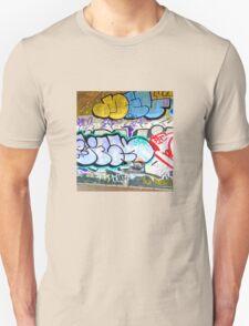 Brooklyn Graffiti 11 Unisex T-Shirt