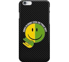 When in doubt... iPhone Case/Skin