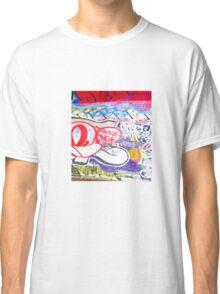 Brooklyn Graffiti 10 Classic T-Shirt