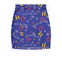 I Watch the Bees Mini Skirt
