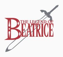 The Legend of Beatrice Kids Clothes
