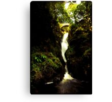 Aira Force Waterfall in the Lake District Canvas Print