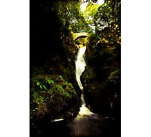 Aira Force Waterfall in the Lake District Photographic Print