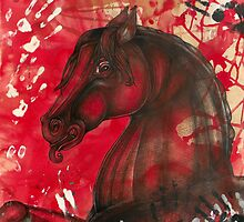 War Horse by Lynnette Shelley