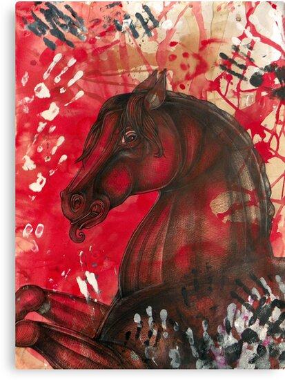 War Horse by Lynnette Shelley