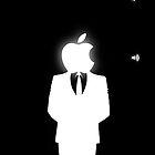 Anonymous Apple bright by Shobrick