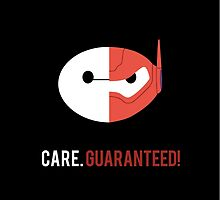 Baymax: Care. Guaranteed! by Travis Love