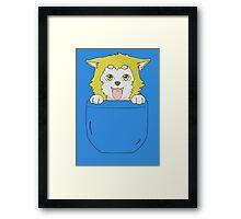 Ryota Kise Puppy Framed Print