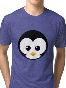 Penni Penguin Tri-blend T-Shirt