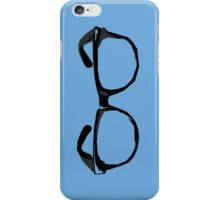 A super hero needs a disguise! iPhone Case/Skin