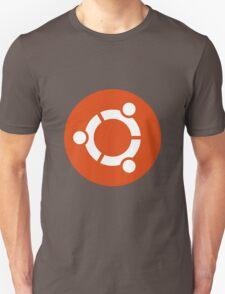 Ubuntu 1-Colour Logo T-Shirt