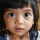 Borneo Child by Brendan Buckley