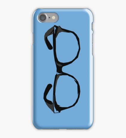 Geek Glasses iPhone Case/Skin