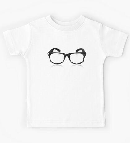 Geek Glasses Kids Tee