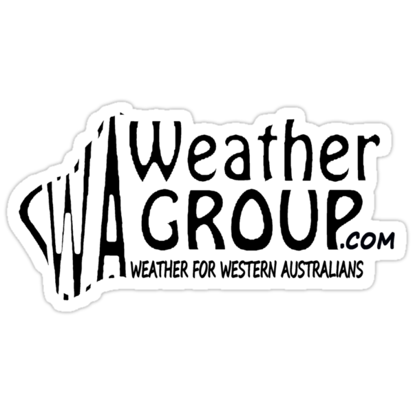 WA Weather Group Sticker  by EOS20