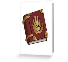 Journal #3 Greeting Card