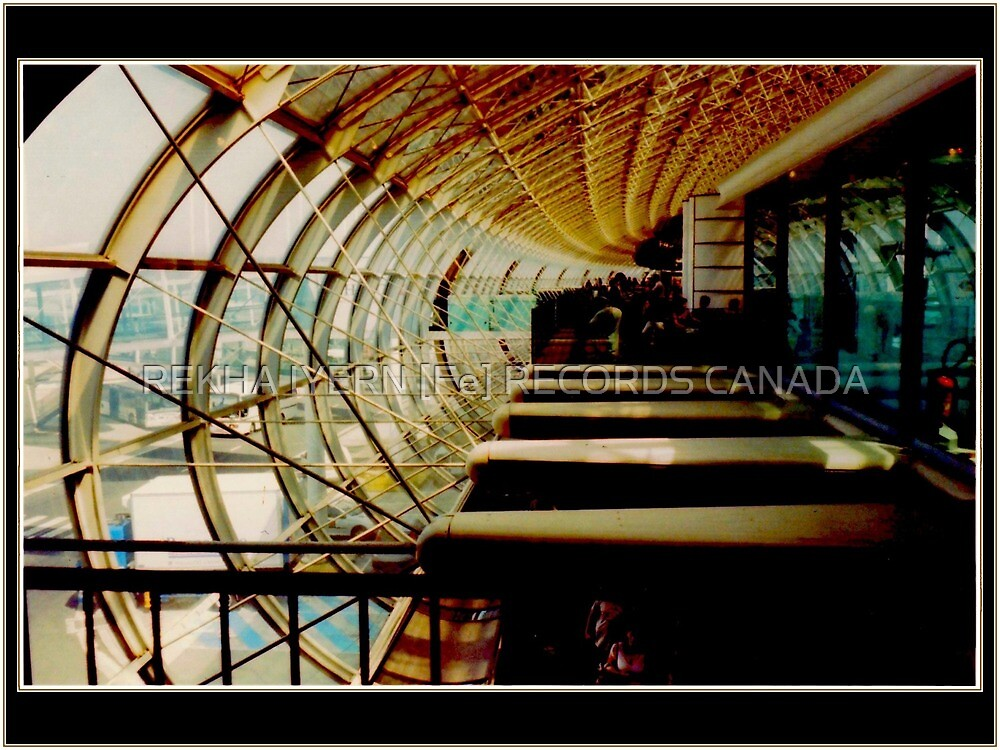 PARIS AIRPORT AMBIENT UPPER LEVEL by REKHA Iyern [Fe] Records Canada