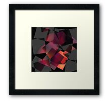 Paperwork.... Framed Print