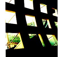 PARIS AIRPORT WINDOW by REKHA Iyern [Fe] Records Canada