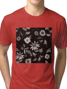 Flowers from the field Tri-blend T-Shirt