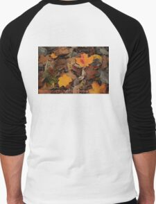 The Heart of the Leaf Grows Red T-Shirt