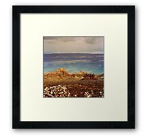 Arizona Two Times Framed Print