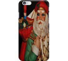 iPhone Case - Scottish Santa iPhone Case/Skin