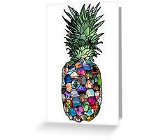 Palmapple Greeting Card