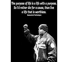 Purpose of Life Photographic Print