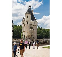 Chateau de Chenonceau, France #10 Photographic Print