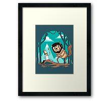 Adventure Tiiiime! Framed Print