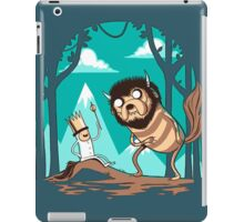 Adventure Tiiiime! iPad Case/Skin