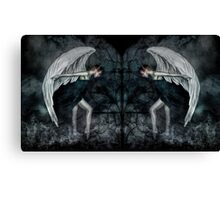 The Hosts of Seraphim Canvas Print