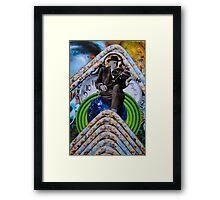 El Señor del Tiempo/ Time Lord Framed Print