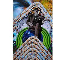El Señor del Tiempo/ Time Lord Photographic Print