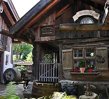 Stonemaker Cottage in Bavaria by Daidalos