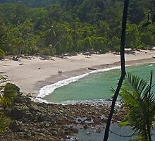 Manuel Antonio Beach. by bulljup