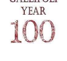Gallipoli Year 100 by scholara