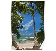Manuel Antonio Beach2. Poster